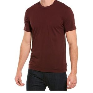 James Perse Crew Neck Jersey Tee Shirt